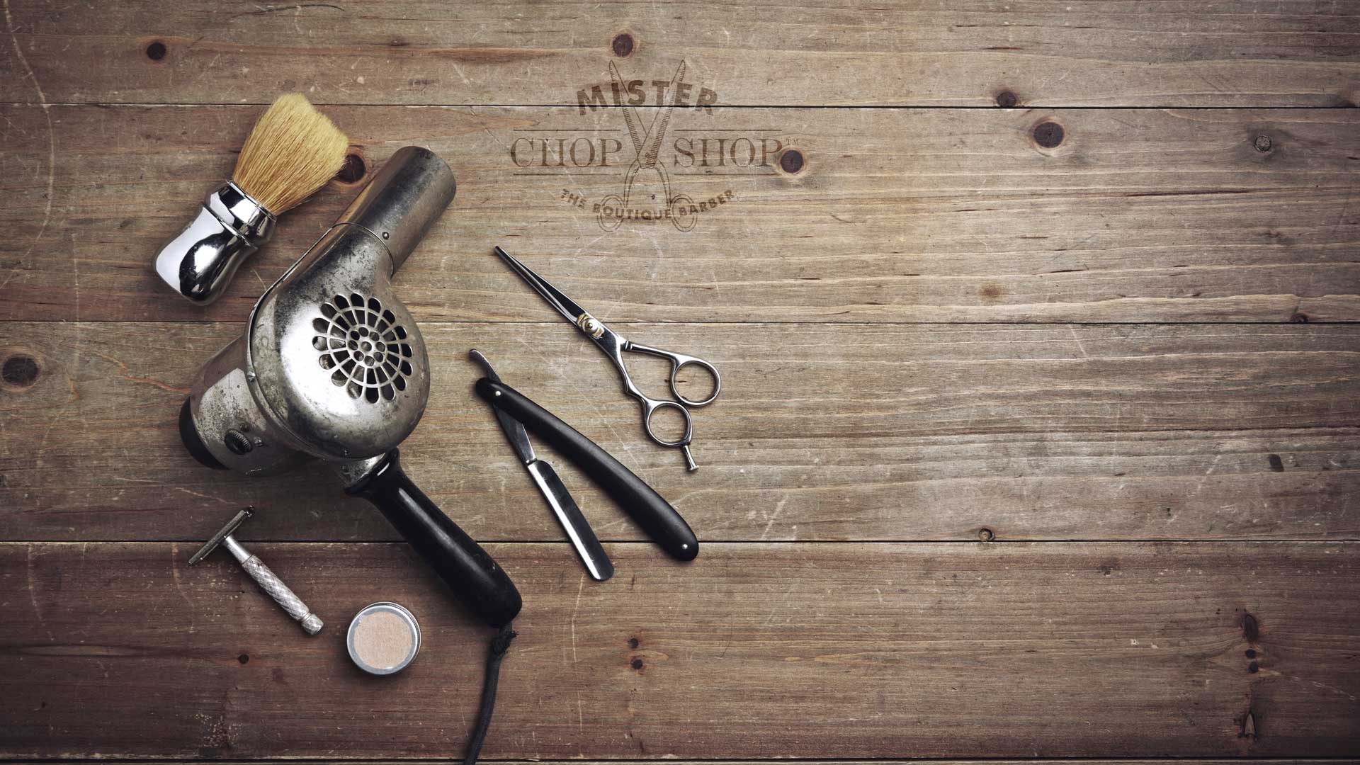 Mr Chop Shop Deluxe Mens Barber Bondi junction