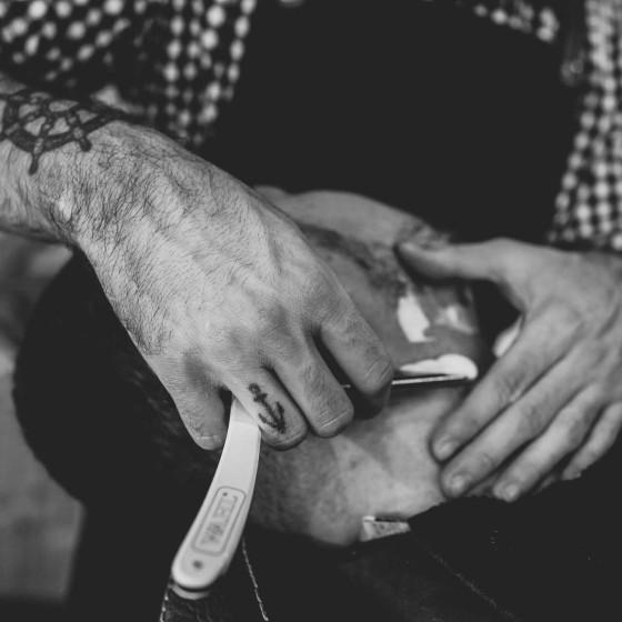 Hot-shaves-and-beard-trims-at-Sydneys-finest-mens-barber-Mister-Chop-Shop