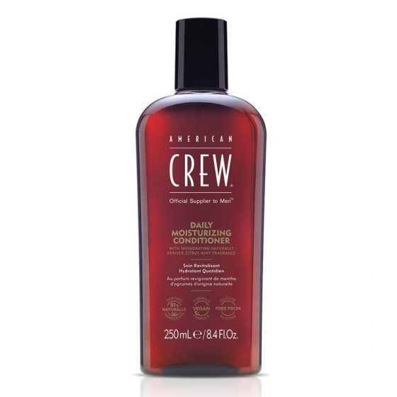 american crew daily moisturizing conditioner 250ml