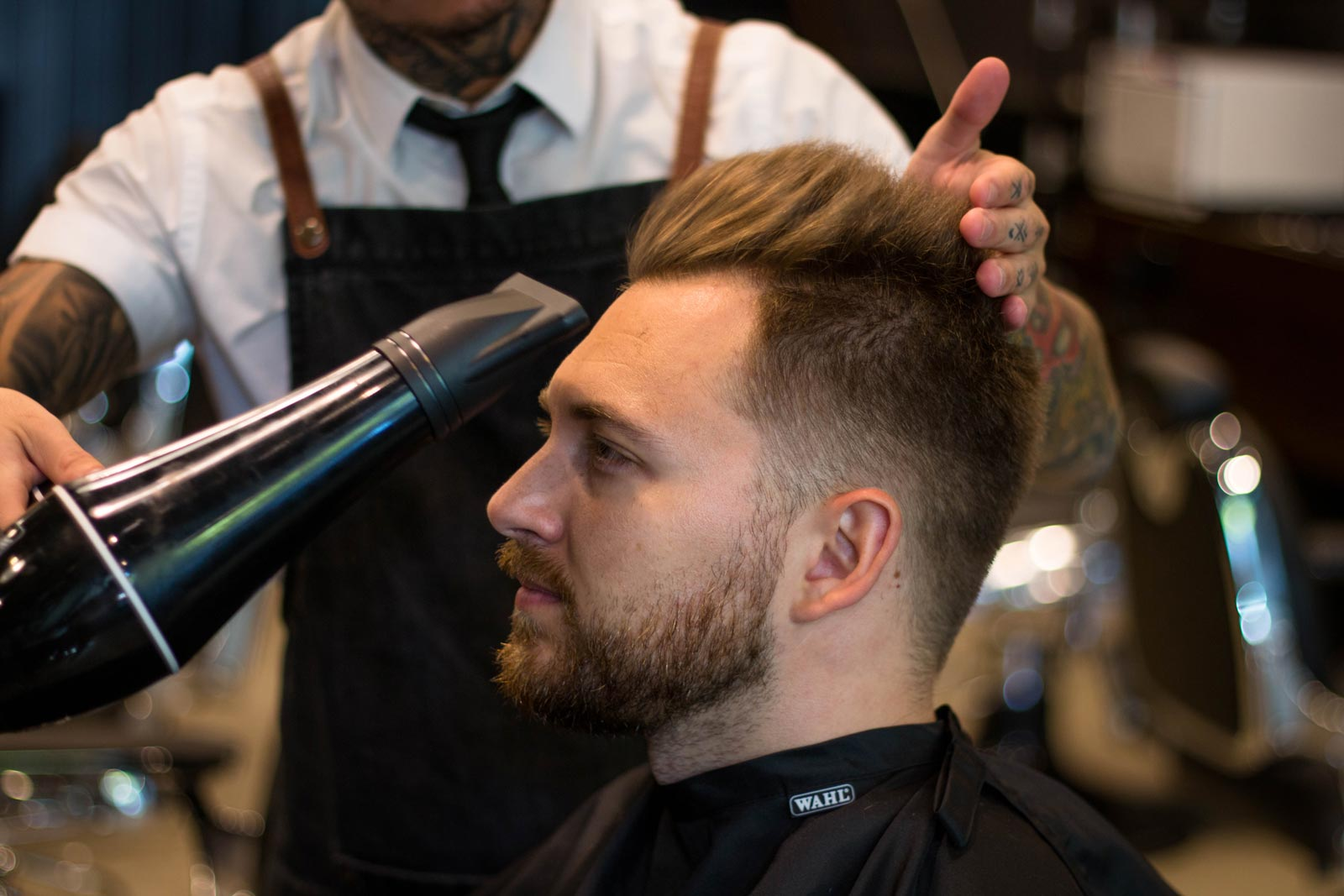Boutique Barber - Mister Chop Shop  Surry Hills