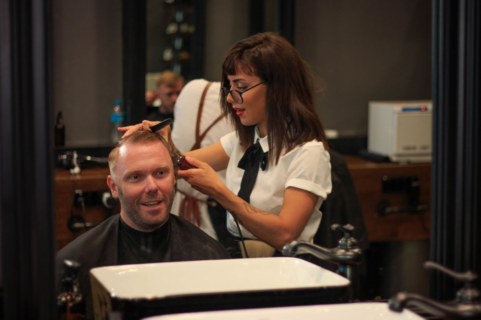 Sydney's best barbers are now in Surry Hills