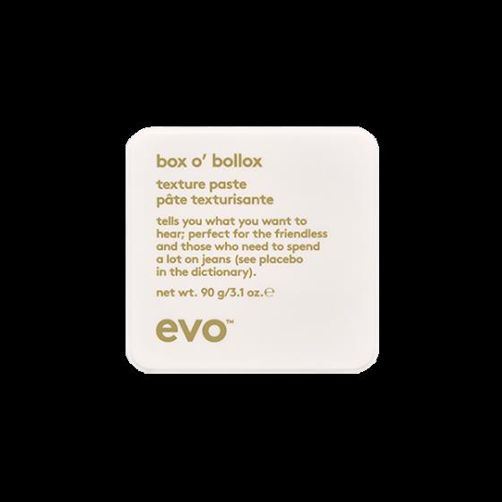 evo box o bollox texture paste 90g