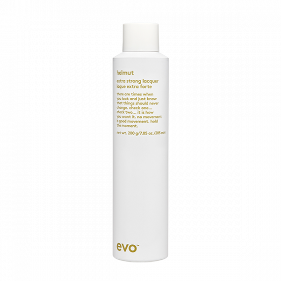 evo helmut extra strong lacquer 285g